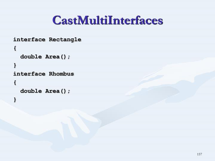 CastMultiInterfaces