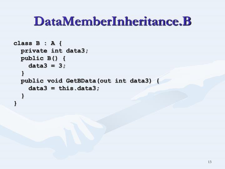 DataMemberInheritance.B