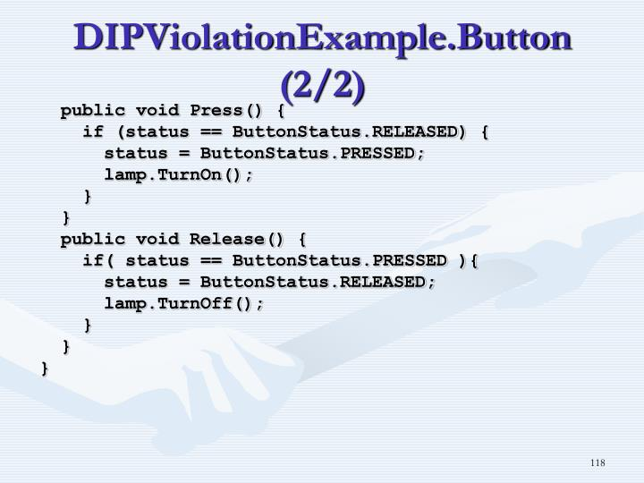 DIPViolationExample.Button (2/2)