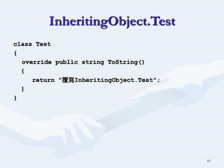 InheritingObject.Test