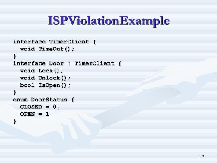 ISPViolationExample