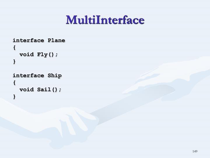 MultiInterface