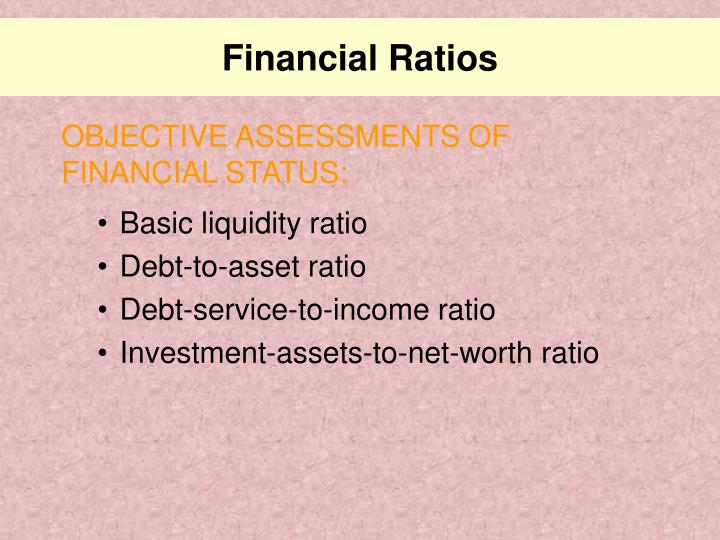 Basic liquidity ratio