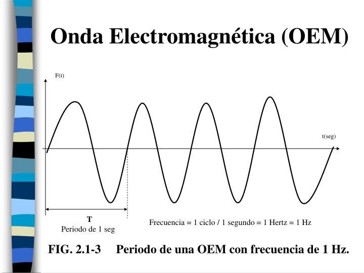 Onda Electromagnética (OEM)