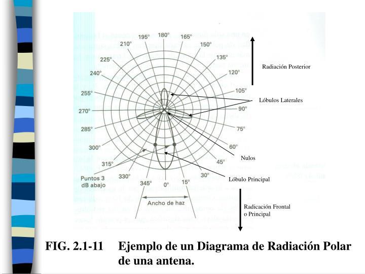 Radiación Posterior