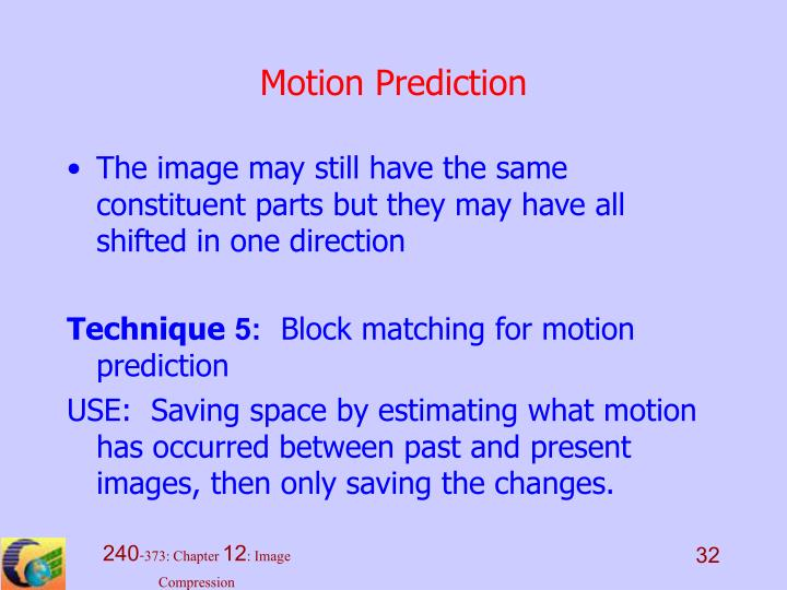 Motion Prediction
