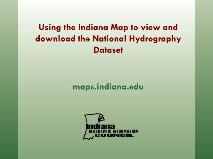 maps.indiana.edu