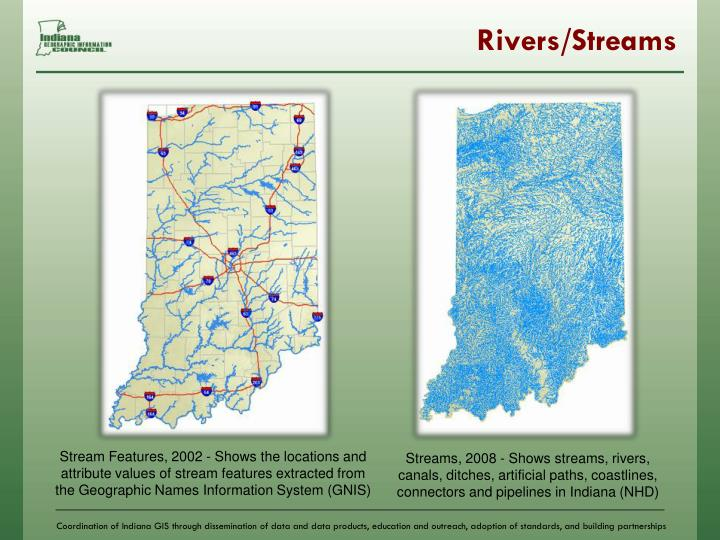 Rivers/Streams
