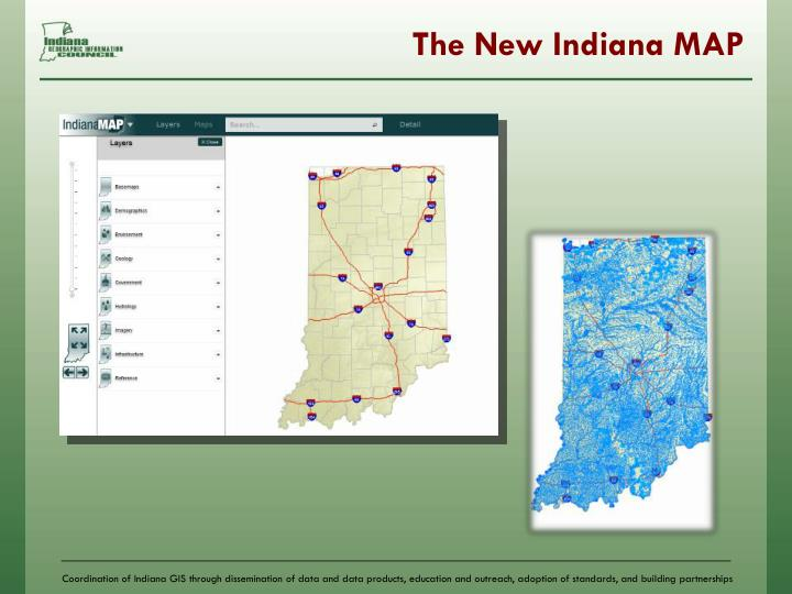The New Indiana MAP