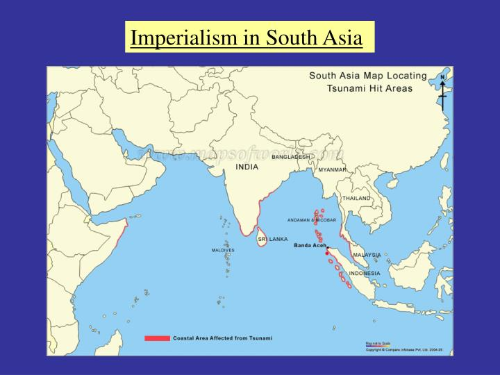 Imperialism in South Asia