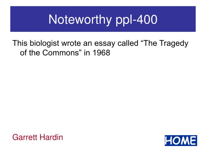 Noteworthy ppl-400