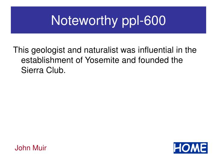 Noteworthy ppl-600