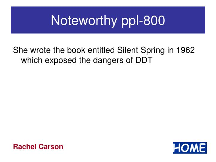 Noteworthy ppl-800