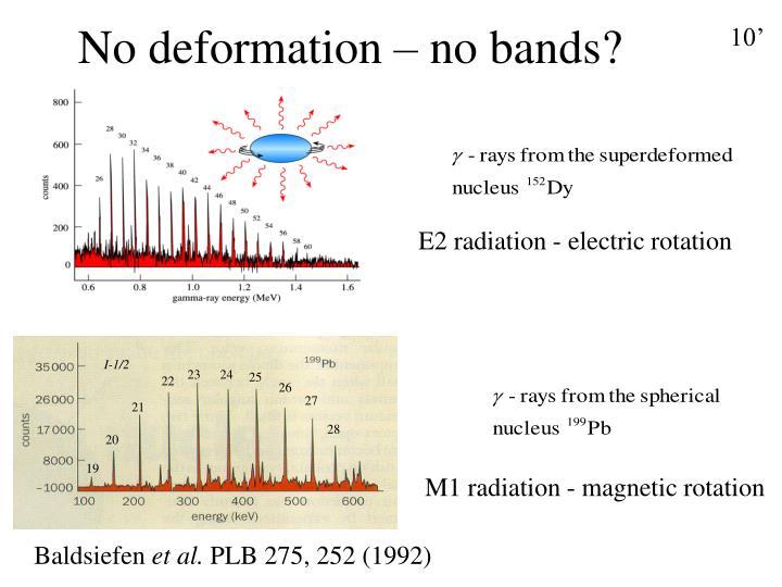 E2 radiation - electric rotation