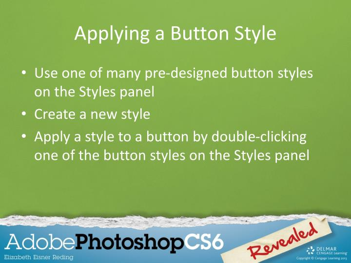 Applying a Button Style