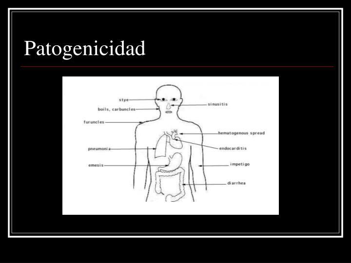 Patogenicidad