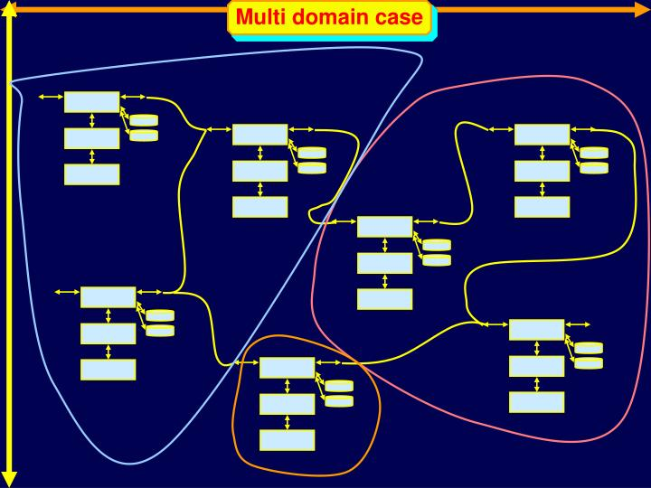 Multi domain case