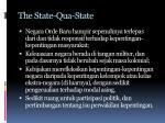 the state qua state2