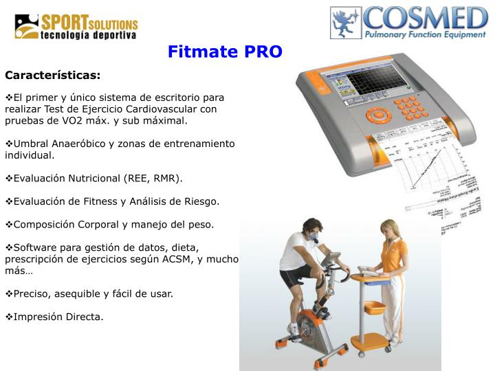 Fitmate PRO