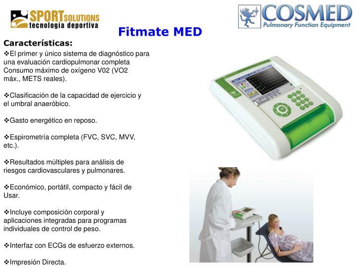 Fitmate MED