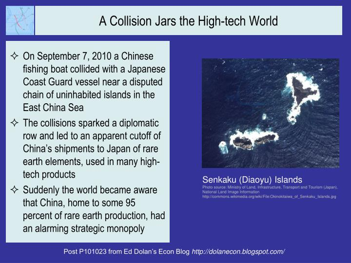 A Collision Jars the High-tech World
