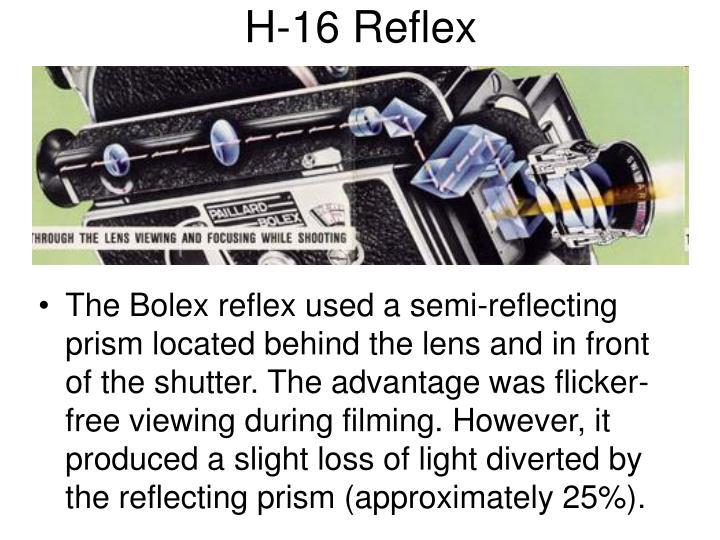 H-16 Reflex
