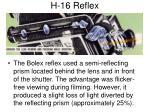 h 16 reflex