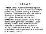 h 16 rex 51