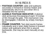 h 16 rex 54