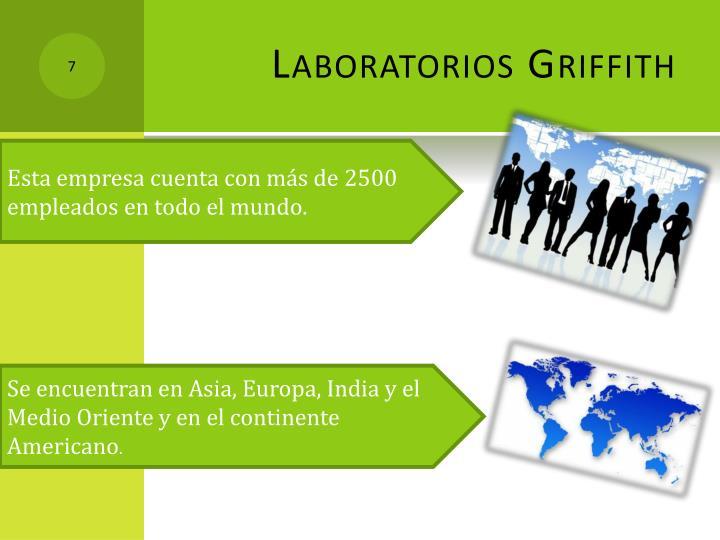 Laboratorios Griffith