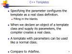 c templates2