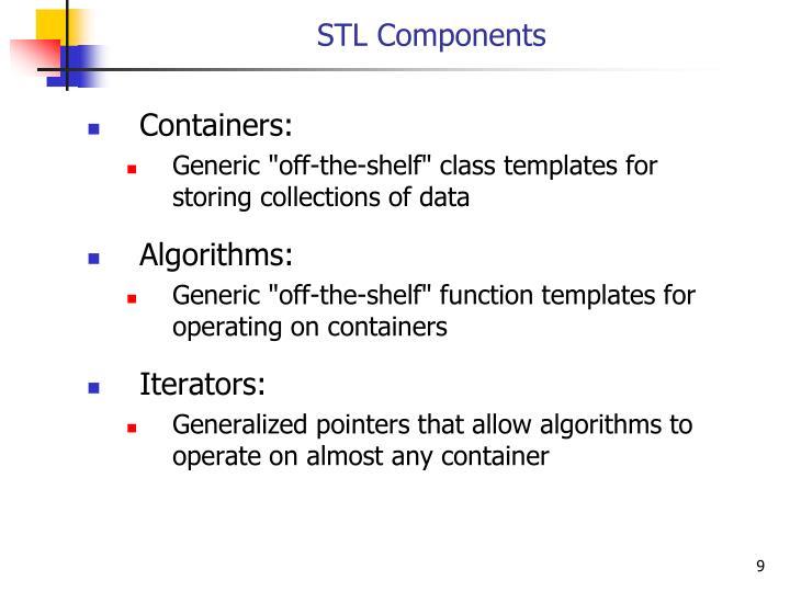 STL Components