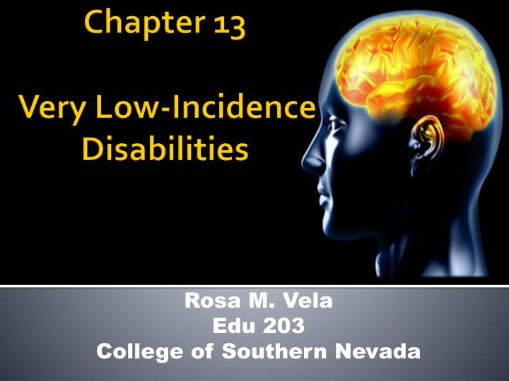 Rosa m vela edu 203 college of southern nevada