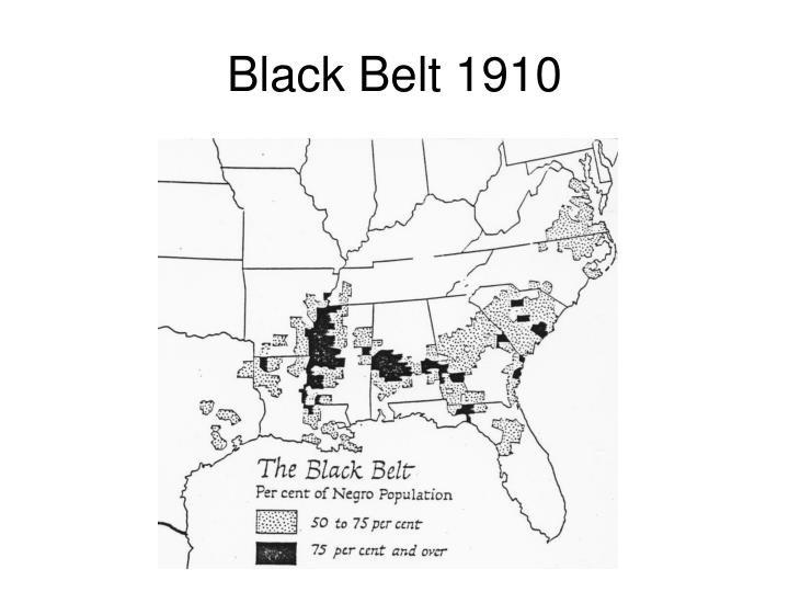 Black Belt 1910