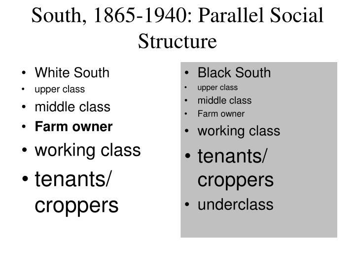 White South