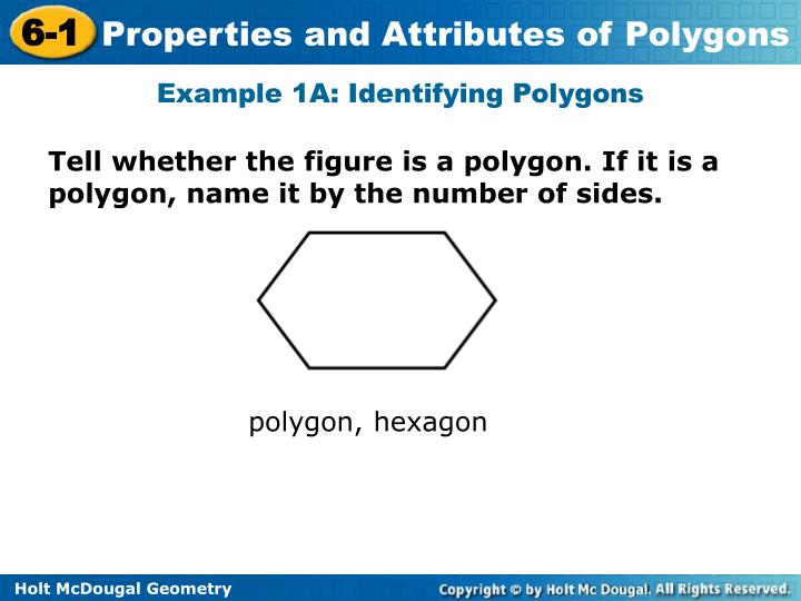 Classifying polygons worksheet