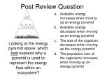 post review question1