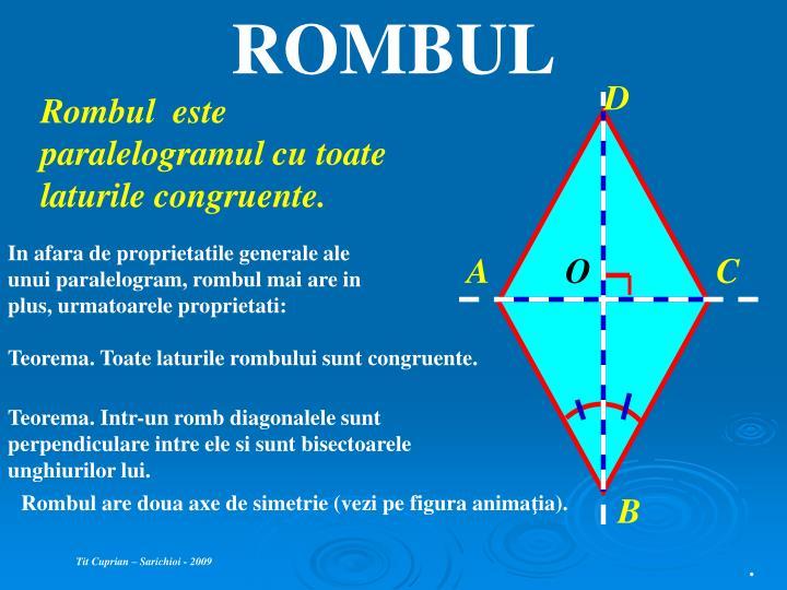 ROMBUL