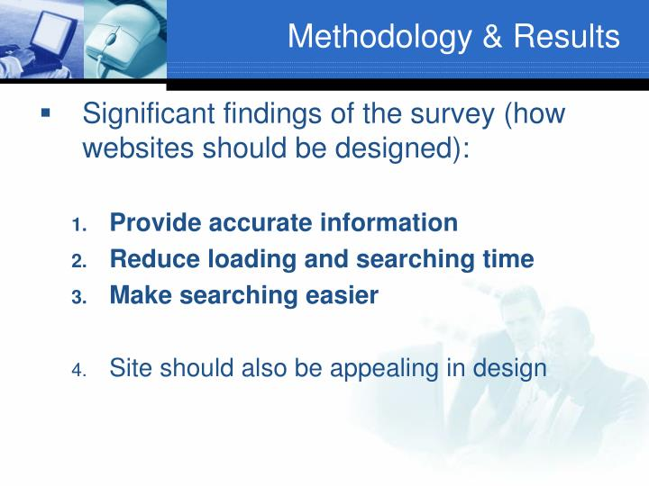 Methodology & Results