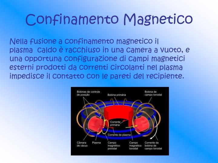 Confinamento Magnetico