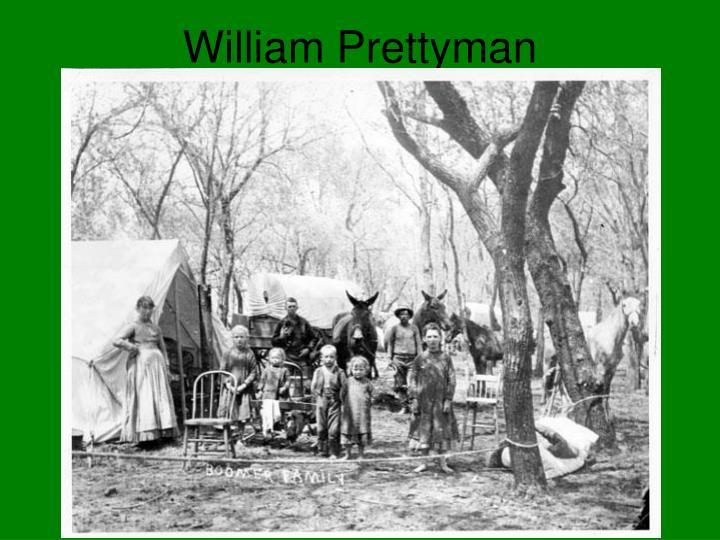 William Prettyman