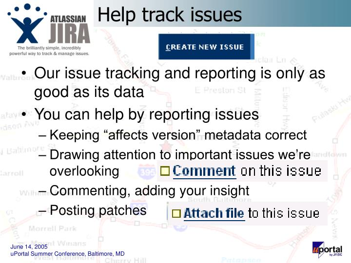 Our issue tracking and reporting is only as good as its data