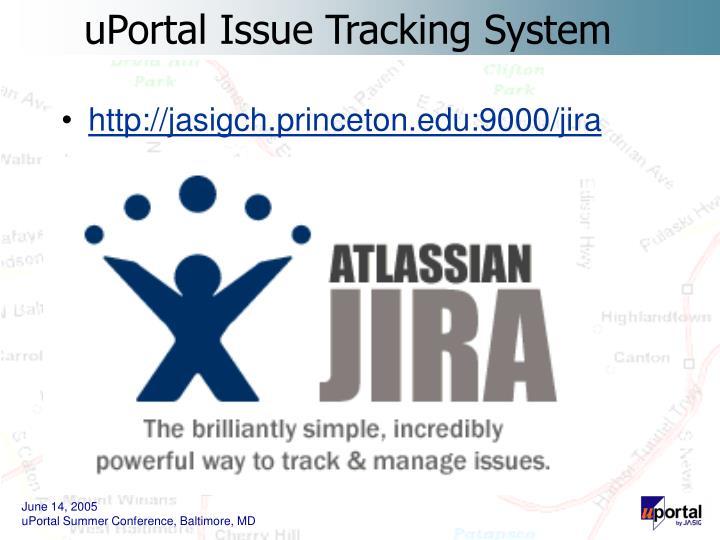 http://jasigch.princeton.edu:9000/jira