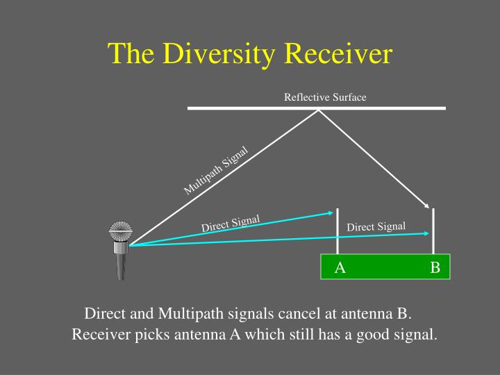 The Diversity Receiver