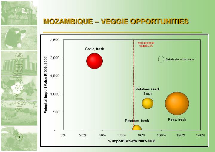 MOZAMBIQUE – VEGGIE OPPORTUNITIES