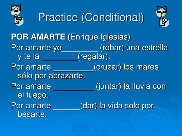 Practice (Conditional)