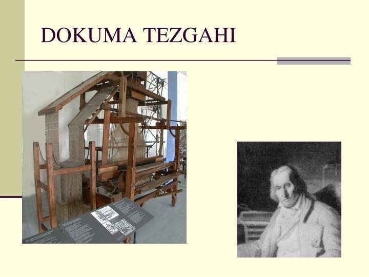 DOKUMA TEZGAHI