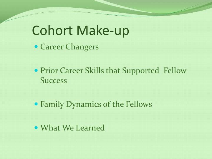 Cohort Make-up