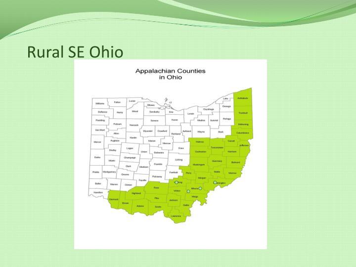 Rural SE Ohio