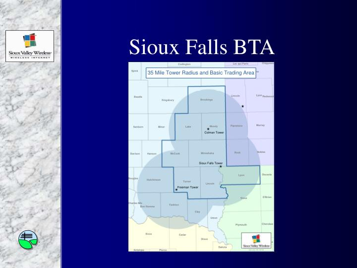 Sioux Falls BTA